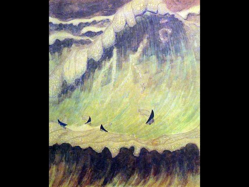Ciurlionis+Sonate+de+la+Mer